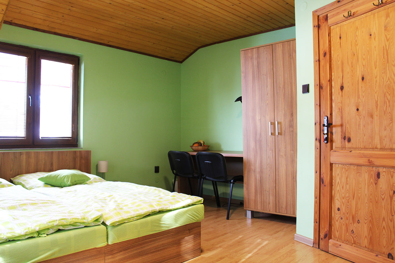 chata dedinky slovensky raj ubytovanie
